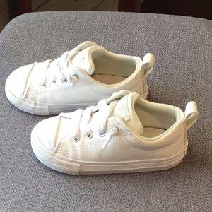Converse toddler boys size 7